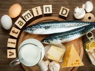 Φωτογραφία για Έχεις έλλειψη βιταμίνης D; Δες ποιες τροφές την περιέχουν