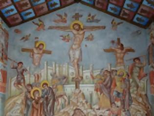Φωτογραφία για 13353 - Ιερά Μονή Ξηροποτάμου. Το πρώτο αγιορείτικο μοναστήρι που δεν θα πανηγυρίσει στη Μνήμη των Αγίων στους οποίους τιμάται το Καθολικό του.
