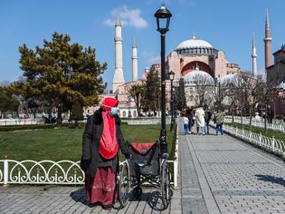 Φωτογραφία για Εφιάλτης για Τουρκία ο κορωνοϊός-Ανοίγει τις φυλακές ο Ερντογάν για 100.000 κρατούμενους