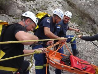 Φωτογραφία για Εύβοια: Τραγικός επίλογος! Νεκρός ο ορειβάτης στο Ξηροβούνι