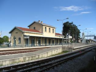 Φωτογραφία για ΕΚΤΑΚΤΟ. Τέλος το τρένο από αύριο απ' τα Τρίκαλα