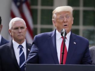 Φωτογραφία για Τραμπ: Δεν φταίνε οι Αμερικανοί ασιατικής καταγωγής, προστατεύστε τους