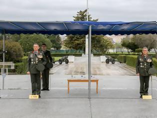 Φωτογραφία για Κεκλεισμένων των θυρών η παράδοση – παραλαβή στην 1η Στρατιά (ΦΩΤΟ)