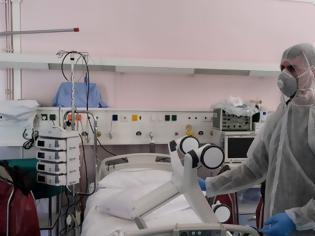 Φωτογραφία για Διευθύντρια πνευμονολογικής του Σωτηρία: Νοσηλεύουμε 40άρηδες και 50άρηδες. Κανείς δεν είναι άτρωτος