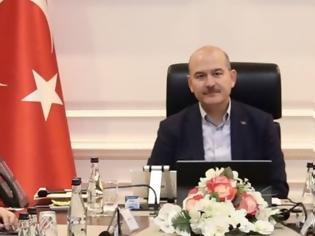 Φωτογραφία για Έβρος: Νέες απειλές και fake news από τον Τούρκο υπουργό Εσωτερικών