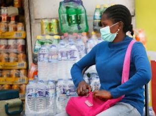 Φωτογραφία για Παρά τους 27 βαθμούς Κελσίου καταγράφονται πολλά κρούσματα στην Νότια Αφρική