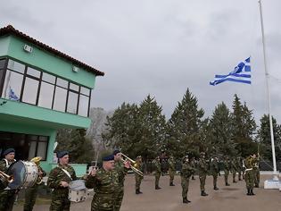 Φωτογραφία για Απόδοση τιμών στο φυλάκιο του Έβρου για την 25η Μαρτίου...«Ελληνίδες Έλληνες, όλοι μαζί ενωμένοι ας συνεχίσουμε να δίνουμε νόημα στις θυσίες των προγόνων μας.