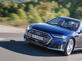 Φωτογραφία για Audi Α8 γίνεται μαγικό χαλί