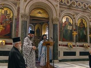 Φωτογραφία για Γιώργος Παπαθανασόπουλος, Ο Αρχιεπίσκοπος απών  από τη διπλή εορτή