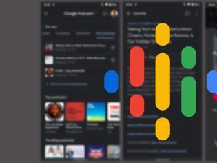 Φωτογραφία για Το Google Podcasts App Lands ειναι διαθέσιμο στο App Store για τα iPhones