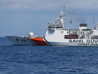 Φωτογραφία για Πρόκληση στα Ίμια: Τουρκική ακταιωρός παρενόχλησε σκάφος με τον Αλκιβιάδη Στεφανή