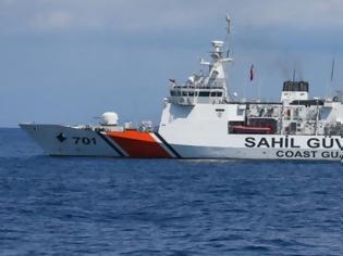 Φωτογραφία για Τουρκική ακταιωρός «παρενόχλησε» το σκάφος του ΥΦΕΘΑ Στεφανή κοντά στα Ίμια! – Η αντίδραση του ΥΠ.ΕΞ.