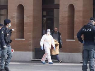 Φωτογραφία για Ιταλία: Μέχρι πέντε χρόνια φυλακή για τους θετικούς στον ιό που «σπάνε» την καραντίνα
