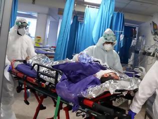 Φωτογραφία για Ισπανία ξεπέρασε την Κίνα σε νεκρούς - 738 θάνατοι σε 24 ώρες