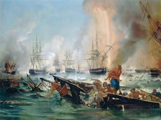 Φωτογραφία για Έκανα τον σταυρό μου και πήδηξα στη βάρκα. Οι φλόγες του πυρπολικού μεταδόθηκαν στην Ναυαρχίδα...