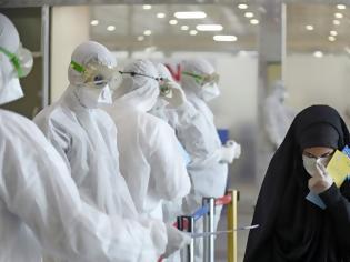 Φωτογραφία για Ιράν: 1.762 νέα κρούσματα - Πρόκειται για ημερήσιο ρεκόρ