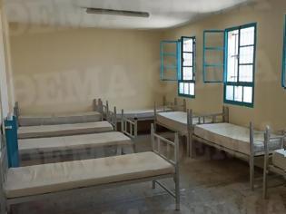 Φωτογραφία για Αυτή είναι η πτέρυγα που θα χρησιμοποιηθεί για τα κρούσματα στις φυλακές