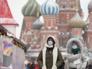 Φωτογραφία για Μόσχα απαγορεύει σε άτομα άνω των 65 ετών να βγαίνουν από το σπίτι