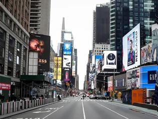 Φωτογραφία για ΗΠΑ: Πάνω από 200 θάνατοι σε μια μέρα - Η Νέα Υόρκη το επίκεντρο - 60.000 κρούσματα