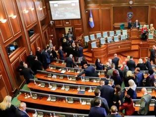 Φωτογραφία για Ο κορωνοϊός «έριξε» την κυβέρνηση στο Κόσοβο