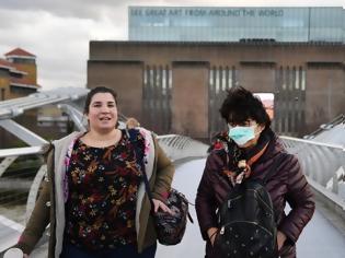 Φωτογραφία για Βρετανία: Στους 465 οι νεκροί