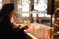 13379 - Το λειτουργικό και ευχαριστιακό ήθος του Φαναρίου στον καιρό του Covid-19