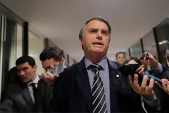 Ο Μπολσονάρου χαρακτηρίζει «έγκλημα» τα μέτρα για την εξάπλωση της πανδημίας