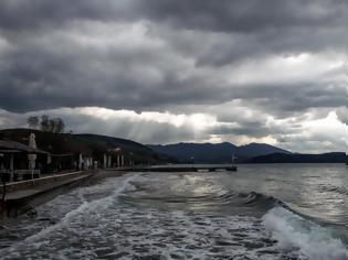 Φωτογραφία για Ισχυρές βροχές σε ολόκληρη τη χώρα την Παρασκευή