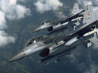 Φωτογραφία για Τουρκική προκλητικότητα: Παρέμβαση εισαγγελίας για δήθεν πτήση F-16 μέχρι την Καβάλα