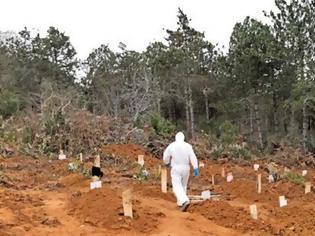 Φωτογραφία για Τουρκία: Ετοιμάζουν 2 νεκροταφεία για όσους πεθάνουν από COVID 19 (ΒΙΝΤΕΟ-ΦΩΤΟ)