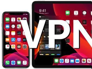 Φωτογραφία για Ένα σφάλμα στο iOS 13 εμποδίζει τα VPNs να κρυπτογραφούν όλη την κίνηση στο Διαδίκτυο