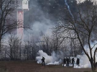 Φωτογραφία για Spiegel: Η Τουρκία κατηύθυνε τα επεισόδια στα ελληνικά σύνορα -Σύμφωνα με τις μυστικές υπηρεσίες της Γερμανίας