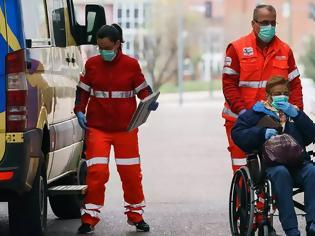 Φωτογραφία για Ισπανία: 769 θάνατοι μέσα σε 24 ώρες - 4.858 νεκροί συνολικά