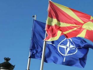 Φωτογραφία για Και επισήμως μέλος του ΝΑΤΟ τα Σκόπια