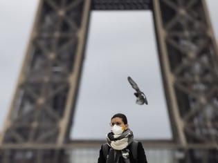Φωτογραφία για Γαλλία - Τα νοσοκομεία του Παρισιού θα φτάσουν σε σημείο κορεσμού