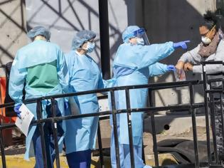 Φωτογραφία για Κορωνοϊός: Οι ΗΠΑ με περισσότερα από 96.000 κρούσματα, βρίσκεται στην πρώτη θέση διεθνώς στη θλιβερή λίστα - 919 νεκροί το τελευταίο 24ωρο στην Ιταλία