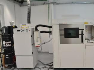 Φωτογραφία για Μέχρι και 50 βαλβίδες αναπνευστήρων την μέρα μπορεί να παράγει 3D εκτυπωτής του Αριστοτελείου