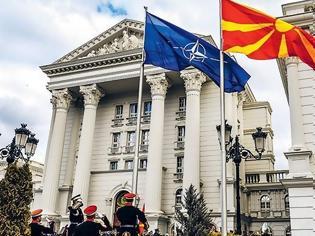 Φωτογραφία για Και επίσημα 30ο μέλος του ΝΑΤΟ η Βόρεια Μακεδονία -Τα συγχαρητήρια του ελληνικού ΥΠΕΞ