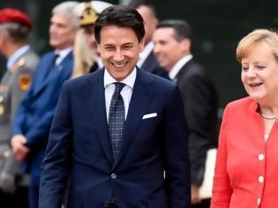 Φωτογραφία για Τζ.Κόντε σε Α.Μέρκελ: «Δέξου το ευρωομόλογο αλλιώς η ΕΕ καταρρέει»