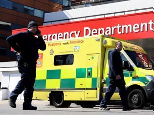 Φωτογραφία για Αν οι θάνατοι δεν ξεπεράσουν τις 20.000 «θα τα έχουμε πάει καλά», λέει ο επικεφαλής του NHS!