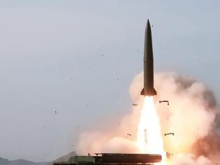 Φωτογραφία για Β.Κορέα: Εκτόξευσε «άγνωστου τύπου πύραυλο» στις ανατολικές ακτές της