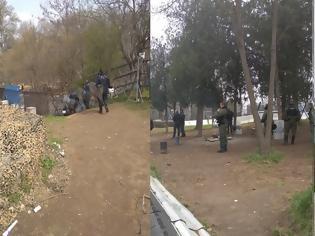 Φωτογραφία για Έβρος: Σε αυξημένη επαγρύπνηση οι Ελληνικές Δυνάμεις. Συνεχίζουν εργασίες ενίσχυσης-επέκτασης φράχτη