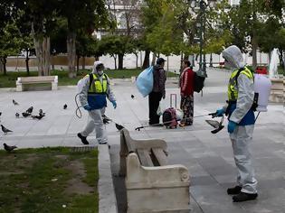 Φωτογραφία για Τσιόδρας: Βραδύτερος ο ρυθμός αύξησης της επιδημίας στη χώρα μας