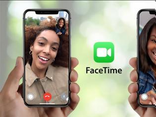 Φωτογραφία για Απενεργοποιήστε την κάμερά σας κατά τη διάρκεια μιας κλήσης FaceTime