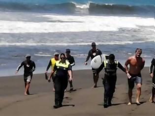 Φωτογραφία για Κόστα Ρίκα: Συνελήφθησαν σέρφερ εν μέσω… πυροβολισμών