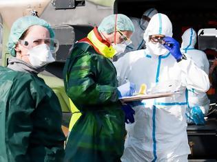 Φωτογραφία για Γαλλία: 292 νέοι θάνατοι - 2.606 οι νεκροί μόνο μέσα στα νοσοκομεία!