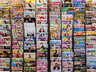 Φωτογραφία για Δυσκολεύονται να εξασφαλίσουν θέματα τα περιοδικά - Τι είπε η Τζώρτζια Συρίχα