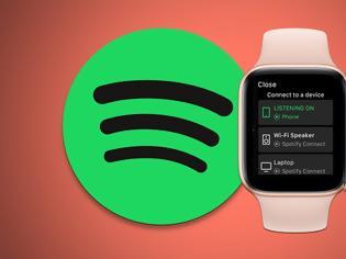Φωτογραφία για Spotify: H χρήση της Siri από το Apple Watch είναι διαθέσιμη σε beta