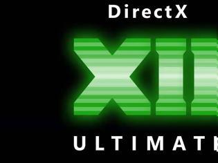Φωτογραφία για H Microsoft κυκλοφορεί το DirectX 12 Ultimate