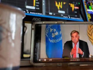 Φωτογραφία για OHE: Η χειρότερη παγκόσμια κρίση μετά τον Β' Παγκόσμιο Πόλεμο..